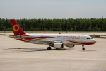 xingyeさんが、瀋陽桃仙国際空港で撮影した成都航空 A320-214の航空フォト(写真)
