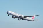 J-birdさんが、新千歳空港で撮影したチャイナエアライン 777-309/ERの航空フォト(飛行機 写真・画像)