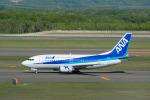 J-birdさんが、新千歳空港で撮影したANAウイングス 737-5L9の航空フォト(飛行機 写真・画像)