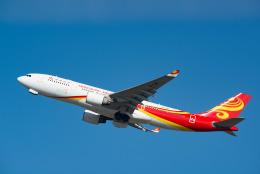 J-birdさんが、新千歳空港で撮影した香港航空 A330-223の航空フォト(飛行機 写真・画像)