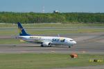 J-birdさんが、新千歳空港で撮影したスカイマーク 737-86Nの航空フォト(写真)