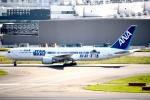 海人9さんが、羽田空港で撮影した全日空 767-381/ERの航空フォト(写真)