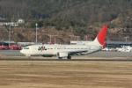 endress voyageさんが、岡山空港で撮影したJALエクスプレス 737-846の航空フォト(写真)