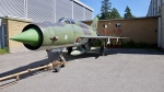 toshiokiさんが、ヘルシンキ空港で撮影したフィンランド空軍 MiG-21bisの航空フォト(写真)