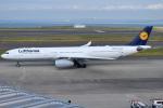 jun☆さんが、中部国際空港で撮影したルフトハンザドイツ航空 A330-343Xの航空フォト(写真)