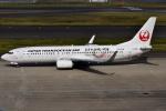jun☆さんが、中部国際空港で撮影した日本トランスオーシャン航空 737-8Q3の航空フォト(写真)