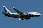 木人さんが、成田国際空港で撮影したボーイング・ビジネス・ジェット 737-77Z BBJの航空フォト(写真)