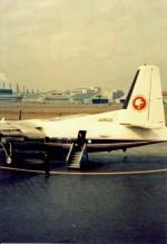 Kobayashiさんが、羽田空港で撮影した全日空 F27-250 Friendshipの航空フォト(写真)