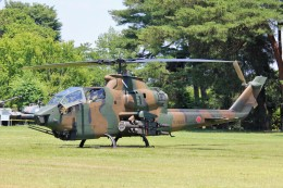 YASKYさんが、古河駐屯地で撮影した陸上自衛隊 AH-1Sの航空フォト(飛行機 写真・画像)