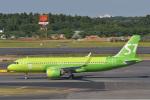 とりてつさんが、成田国際空港で撮影したS7航空 A320-271Nの航空フォト(写真)