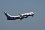 とりてつさんが、成田国際空港で撮影したボーイング・ビジネス・ジェット 737-77Z BBJの航空フォト(写真)