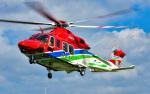 Soraya_Projectさんが、栃木ヘリポートで撮影した栃木県消防防災航空隊 AW139の航空フォト(写真)