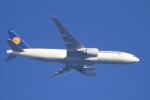 多楽さんが、茨城空港で撮影したルフトハンザ・カーゴ 777-FBTの航空フォト(写真)