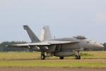 DONKEYさんが、新田原基地で撮影したアメリカ海軍 F/A-18E Super Hornetの航空フォト(写真)