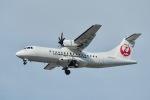 とおまわりさんが、伊丹空港で撮影した日本エアコミューター ATR-42-600の航空フォト(写真)