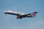 とおまわりさんが、伊丹空港で撮影したアイベックスエアラインズ CL-600-2C10 Regional Jet CRJ-702ERの航空フォト(写真)