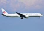 ハスキーさんが、羽田空港で撮影した日本航空 777-346/ERの航空フォト(写真)