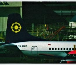 エルさんが、羽田空港で撮影したマンダラ・エアラインズ YS-11-114の航空フォト(飛行機 写真・画像)