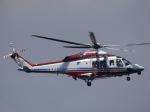 ユターさんが、新港パークで撮影した横浜市消防航空隊 AW139の航空フォト(写真)