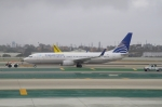 xiel0525さんが、ロサンゼルス国際空港で撮影したコパ航空 737-86Nの航空フォト(写真)