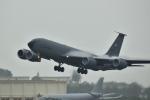 kon chanさんが、嘉手納飛行場で撮影したアメリカ空軍 KC-135R Stratotanker (717-148)の航空フォト(写真)