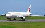 せせらぎさんが、静岡空港で撮影した中国東方航空 A320-214の航空フォト(写真)