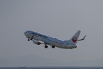 まさポンさんが、中部国際空港で撮影したJALエクスプレス 737-846の航空フォト(写真)