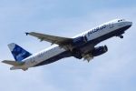 zettaishinさんが、T・F・グリーン空港で撮影したジェットブルー A320-232の航空フォト(写真)