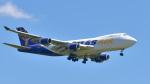 パンダさんが、成田国際空港で撮影したアトラス航空 747-48EF/SCDの航空フォト(写真)
