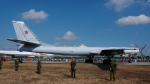 ちゃぽんさんが、ラメンスコエ空港で撮影したロシア空軍 Tu-95MSの航空フォト(写真)
