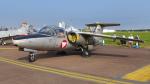 ちゃぽんさんが、フェアフォード空軍基地で撮影したオーストリア空軍 Saab 105Öの航空フォト(写真)