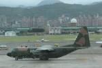 トラッキーさんが、台北松山空港で撮影したロッキード・マーティン C-130 Herculesの航空フォト(写真)