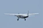 だだちゃ豆さんが、庄内空港で撮影した朝日航空 208 Caravan Iの航空フォト(写真)