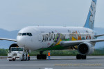 zephyrさんが、旭川空港で撮影したAIR DO 767-381の航空フォト(写真)