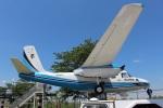 reonさんが、成田国際空港で撮影したアジア航測 680E Commanderの航空フォト(写真)
