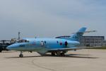 YZR_303さんが、米子空港で撮影した航空自衛隊 U-125A (BAe-125-800SM)の航空フォト(写真)
