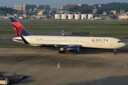 kan787allさんが、福岡空港で撮影したデルタ航空 767-3P6/ERの航空フォト(飛行機 写真・画像)