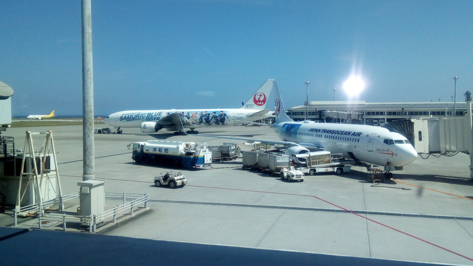 kenmariさんの日本航空 Boeing 777-200 (JA8979) 航空フォト