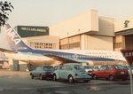JAA DC-8さんが、伊丹空港で撮影した日本近距離航空 737-281の航空フォト(写真)