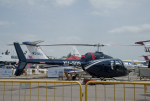 eagletさんが、シンガポール・チャンギ国際空港で撮影したBell Helicopter Textron  505 Jet Ranger Xの航空フォト(写真)
