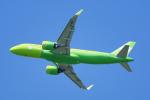 ちゃぽんさんが、成田国際空港で撮影したS7航空 A320-271Nの航空フォト(写真)