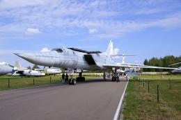 ちゃぽんさんが、モニノ空軍博物館で撮影したロシア空軍 Tu-22M-3の航空フォト(飛行機 写真・画像)