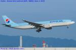 Chofu Spotter Ariaさんが、関西国際空港で撮影した大韓航空 A330-322の航空フォト(写真)