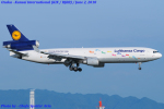 Chofu Spotter Ariaさんが、関西国際空港で撮影したルフトハンザ・カーゴ MD-11Fの航空フォト(飛行機 写真・画像)