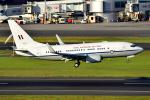 Jeffrey.Wさんが、シドニー国際空港で撮影したオーストラリア空軍 737-7DT BBJの航空フォト(写真)