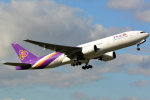 Jeffrey.Wさんが、メルボルン空港で撮影したタイ国際航空 777-2D7/ERの航空フォト(写真)