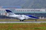 M.Mさんが、松山空港で撮影したホンダ・エアクラフト・カンパニー HA-420の航空フォト(写真)