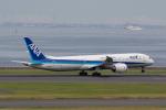 どりーむらいなーさんが、羽田空港で撮影した全日空 787-9の航空フォト(写真)