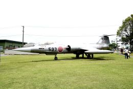 kazuchiyanさんが、防府北基地で撮影した航空自衛隊 F-104J Starfighterの航空フォト(飛行機 写真・画像)