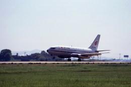 kumagorouさんが、仙台空港で撮影した中国国際航空 737-2T4/Advの航空フォト(飛行機 写真・画像)